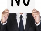 Miten sanot ei, kun sinunpitäisi