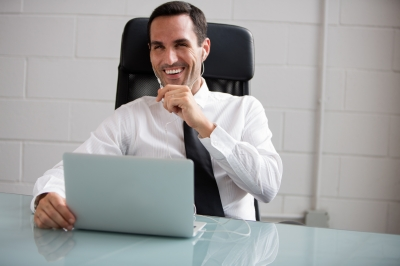 """Download """"Businessman With Laptop"""" by Flare"""